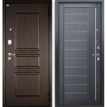 Сейф-дверь Аргус Люкс АС 2П Сабина Венге/Диана Лунная ночь
