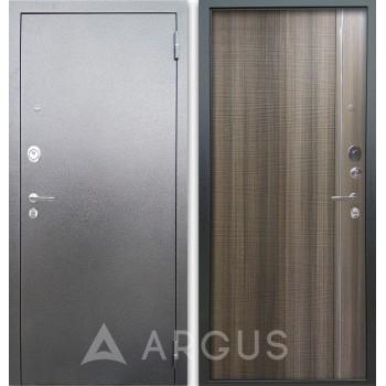 Сейф-дверь Аргус Люкс АС Серебро антик Гауда Керамика